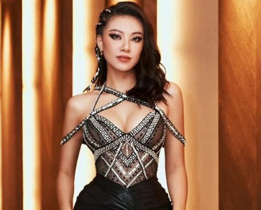 Vẻ quyến rũ của người đẹp nối gót Khánh Vân đi thi Miss Universe 2021