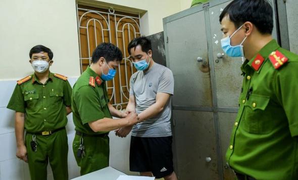 Khởi tố, bắt tạm giam một bệnh nhân COVID-19 mới khỏi bệnh ở Hải Dương