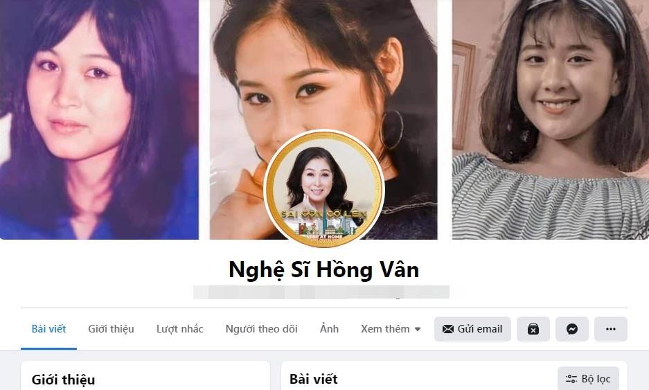 Hồng Vân gỡ danh hiệu NSND khỏi fanpage khiến dân mạng phản ứng mạnh