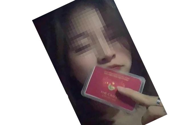Sự thật bất ngờ về tấm thẻ đỏ quyền lực của hot girl Hà Nội
